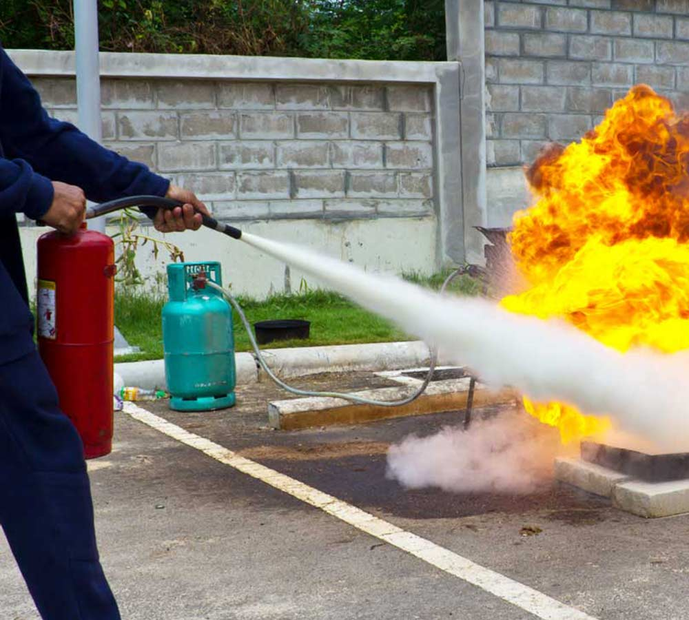 fire awareness courses galway