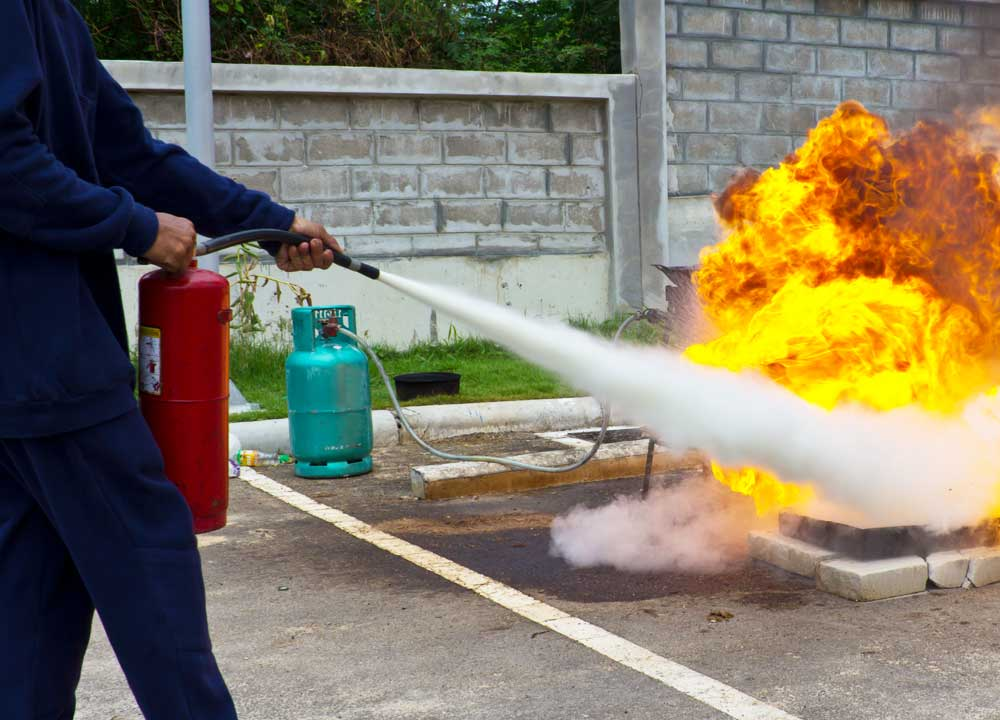 Fire Safety Courses Galway Mayo